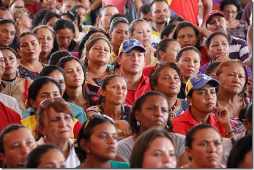 Venezuelan masses