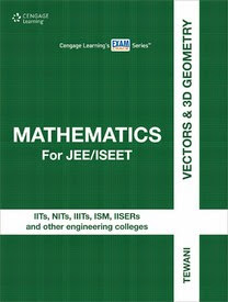 Mathematics for JEE/ISEET: Vectors & 3D Geometry (Paperback) by Ghanshyam Tewani