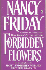 Cover of Nancy Friday's Book Forbidden Flowers More Women Fantasies