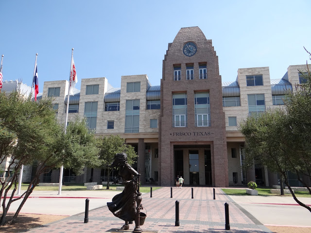 Frisco Municipal Building