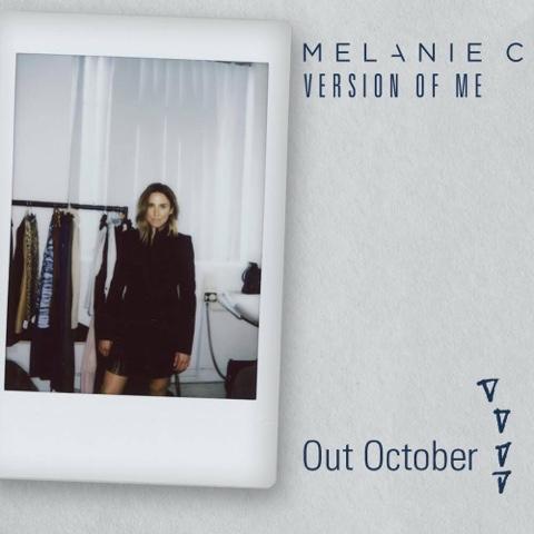 melanie c torna a ottobre con il nuovo album version of me