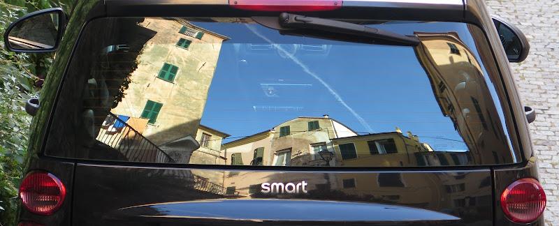 GRANDE PAESAGGIO IN UNA PICCOLA SMART ! di malte