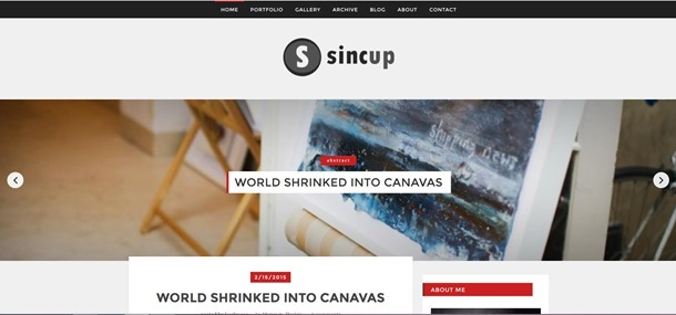 sincup-template