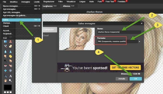 pixlr-salvare-immagine