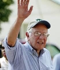 Bernie Sanders dress