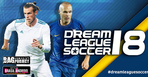 Download Dream League Soccer 2018 v5.02 APK MOD DINHEIRO INFINITO OBB Data - Jogos Android