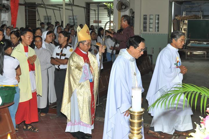Lễ Thánh Phanxico Assísi đã được long trọng cử hành tại nhà thờ Giáo xứ Vĩnh Phước, Nhatrang