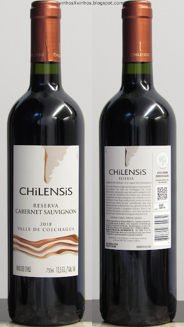 Chilensis reserva Cabernet