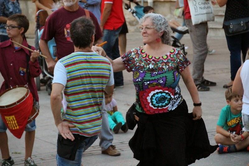 Festa infantil i taller balls tradicionals a Sant Llorenç  20-09-14 - IMG_4425.jpg