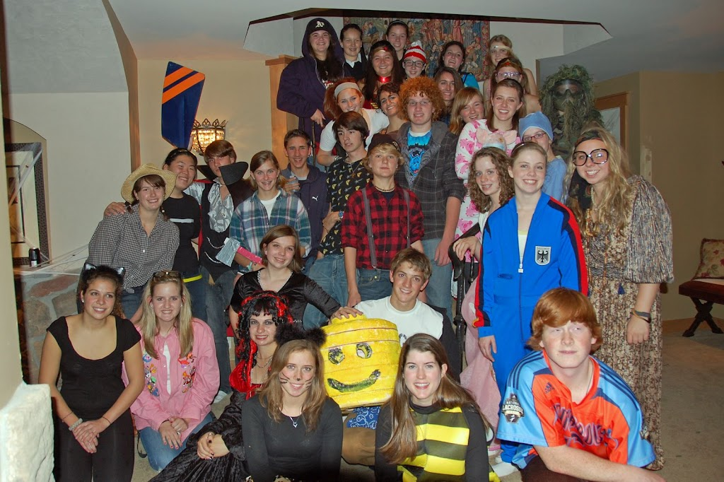 TCYR Halloween Party 2009