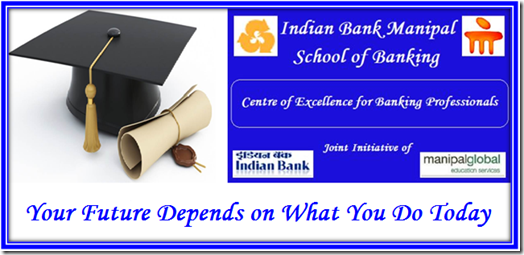 indian-bank-manipal-school-of-banking,indian bank PO recruitment