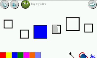 Screenshot of Geometric shapes