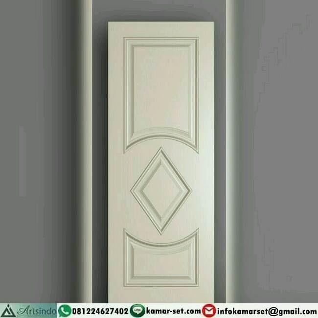 desain pintu minimalis paling cantik