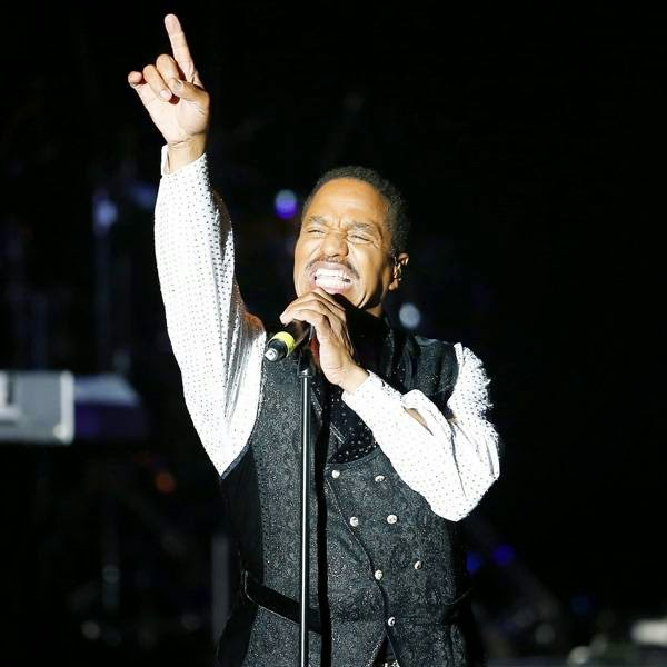 Marlon Jackson performs on stage during the Monte Carlo Summer Festival on July 24, 2014 in Monaco.