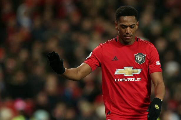 Martial is not giving anything, Anthony Martial, Manchester United, Martial out