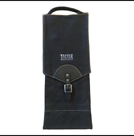 Tackle - Waxed Canvas Stick Bag - Svart