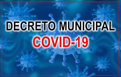 Covid-19: Prefeitura De Umarizal Publica Novo Decreto, ninguém entra na cidade.