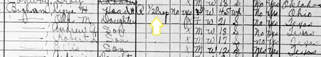 lizziebigham1930census