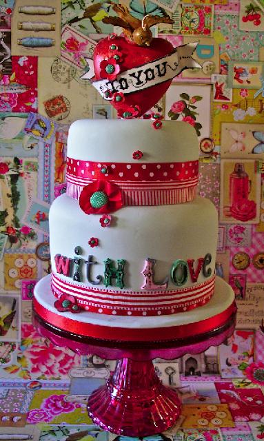 Jane Asher Cake Decorating Books : Haniela s: ~Meet Lynette from Nice Icing~