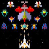 Galaxy Space Invaders HD