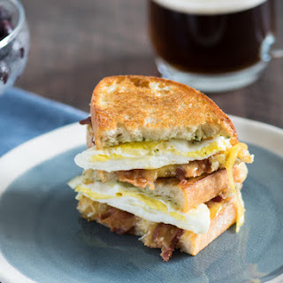 Toasted Sandwich Egg Recipes