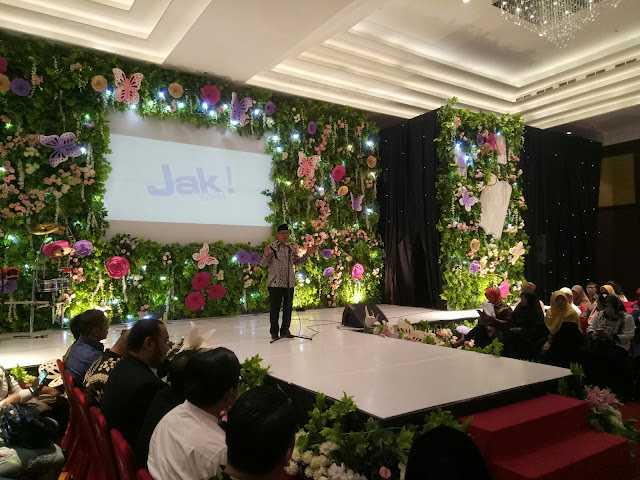 Mahfudz Abdurrahman Membuka Acara 6th Bekasi Wedding Exhibition