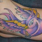 foot swallow - tattoos ideas