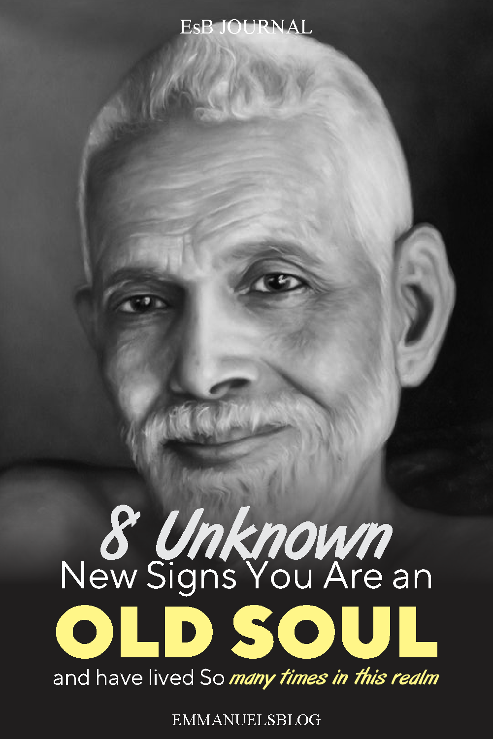 8 Unknown New Signs You Are an Old Soul and have lived So many times in this realm