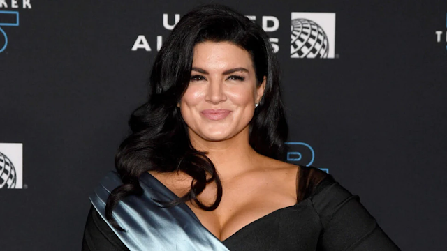 Disney Fires Actress Gina Carano After Post Comparing Hating Someone Over Politics To Nazi Germany
