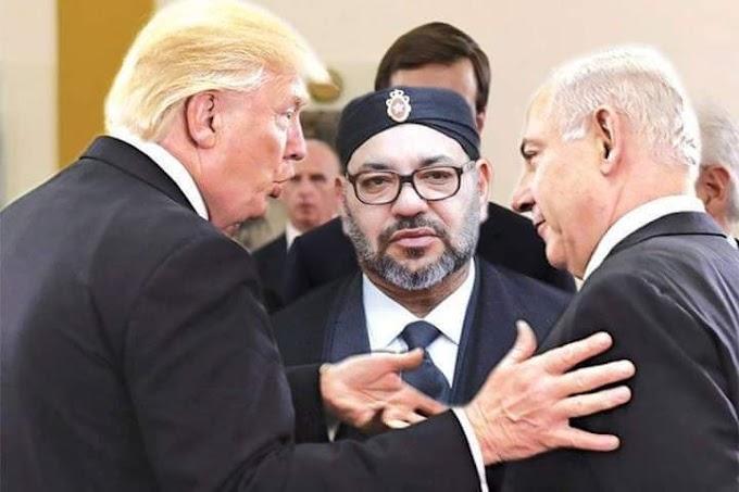 Espías israelíes en el ejército marroquí (Segunda Parte).