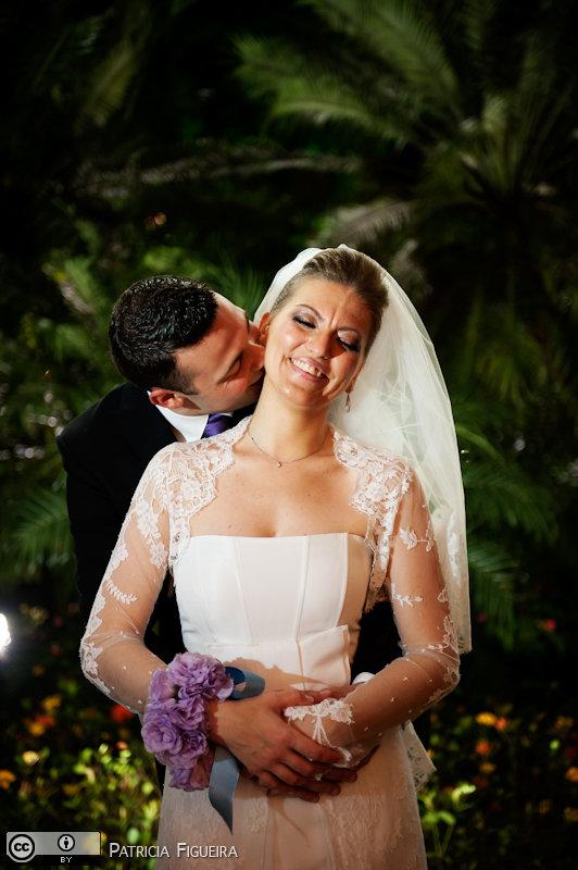 Foto de casamento 1360 de Christiane e Omar. Marcações: 17/12/2010, Casamento Christiane e Omar, Rio de Janeiro.