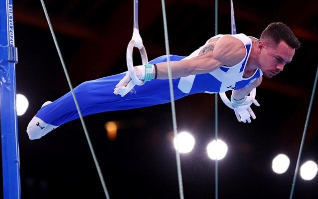Ολυμπιακοί Αγώνες 2020-Γυμναστική: «Χάλκινος» στο Τόκιο ο Πετρούνιας