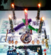 Wealth Drawing Candle Spell
