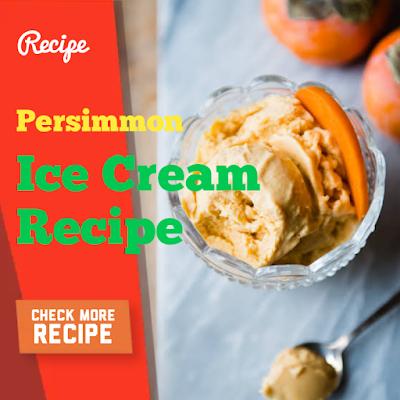 Chocolate decadence cake,Persimmon Ice Cream