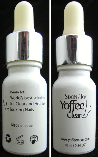 Simon & Tom Yoffee Clear