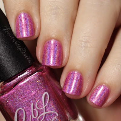 Colors by Llarowe Pretty in pink