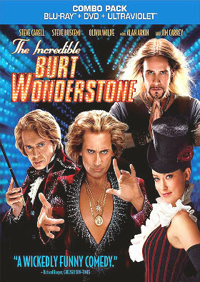 Filme Poster The Incredible Burt Wonderstone BRRip XviD & RMVB Legendado