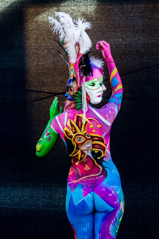 IMG_5061 Color Sea Festival Bodypainting 2018