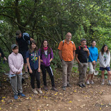 Excursión Roque Anambro con las Familias