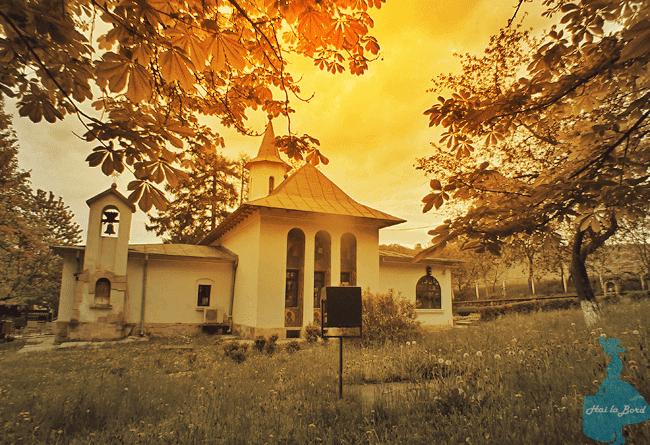 biserica manastire bucium iasi