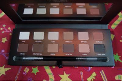 Blank Canvas Cosmetics Palette