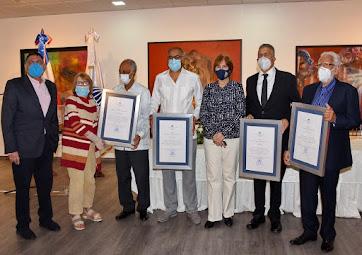 Ministerio de Cultura entrega  Premio Nacional de Artes Visuales 2020.