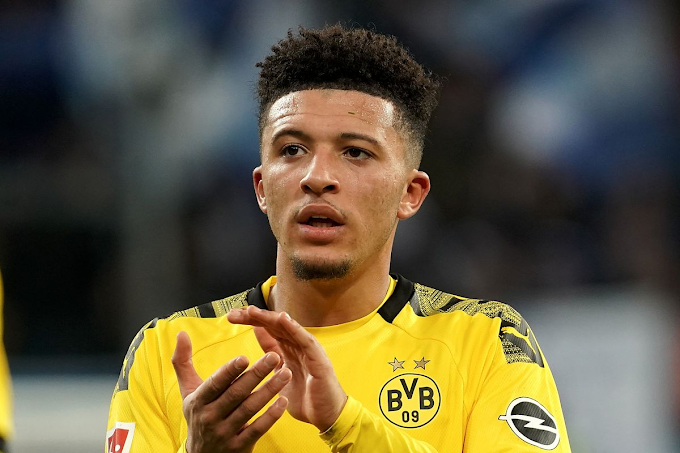 Jadon Sancho To Become Second-highest-paid Manchester United Player With £350K Pay