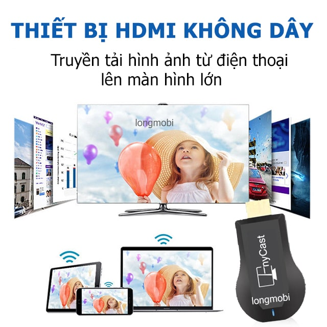 hdmi khong day anycast mx 18 plus
