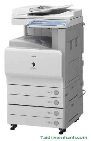 Tải xuống phần mềm máy in Canon iRC2880i – chỉ dẫn thêm máy in