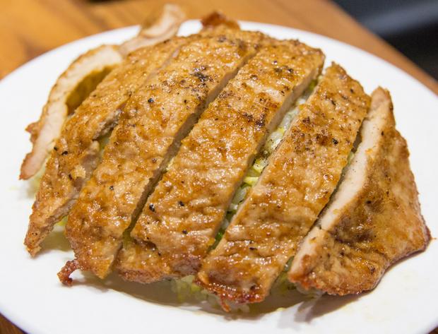 photo of Pork Chop Fried Rice