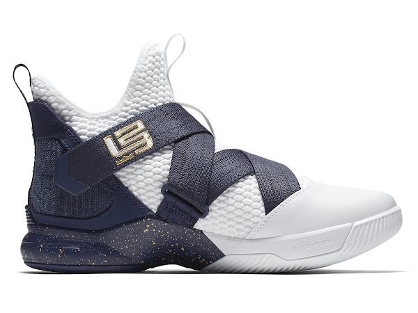The OG Colorway and LeBron Logo Grace the Nike Soldier 12
