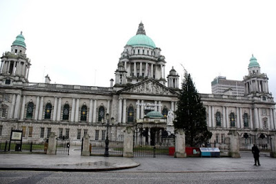 Belfast City Hall in Northern Ireland