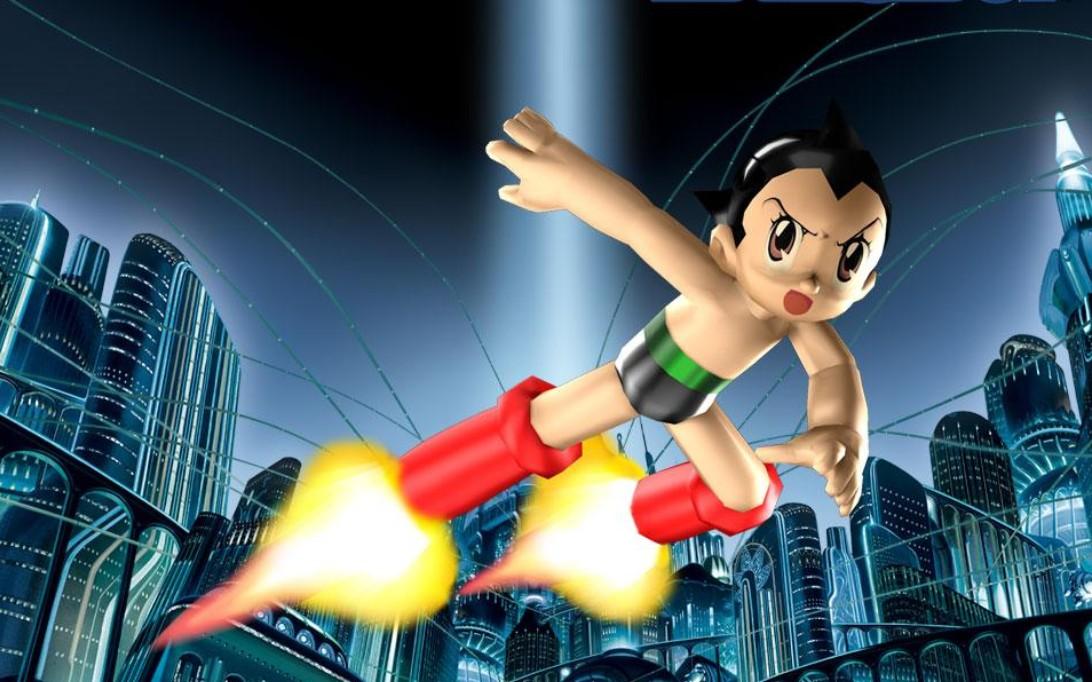 Astro Boy cartoon picture 2