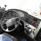 Het dashboard van de Setra s415HD van Urban (D)